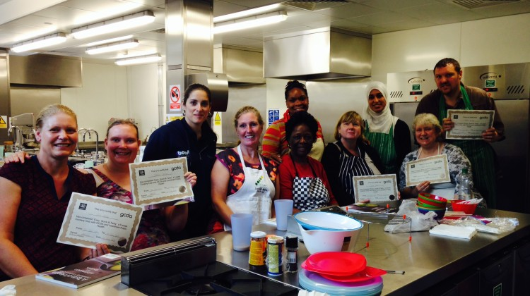 Greenwich Community Cookery Clubs Group